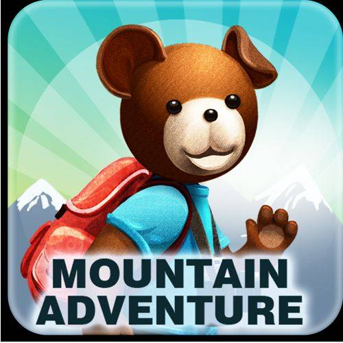 Обложка Teddy Floppy Ear - Mountain Adventure
