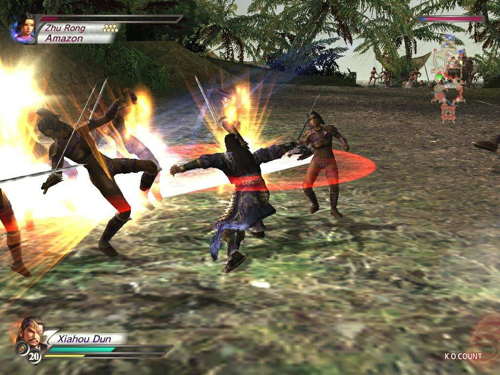 download dynasty warrior strikeforce ppsspp iso