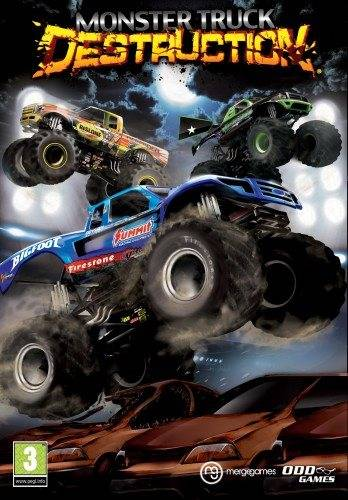 Monster Truck Distruction