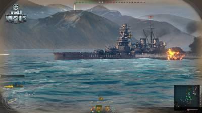 четвертый скриншот из World of Warships