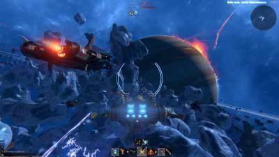 второй скриншот из Star Conflict