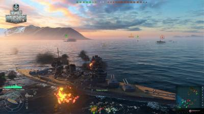 третий скриншот из World of Warships