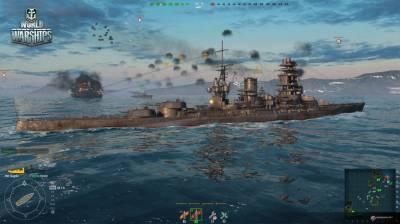 второй скриншот из World of Warships
