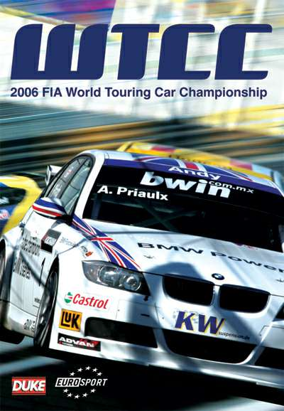 World Touring Car Championship '08 & US Muscle