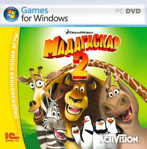 Madagascar: Escape 2 Africa / Мадагаскар 2