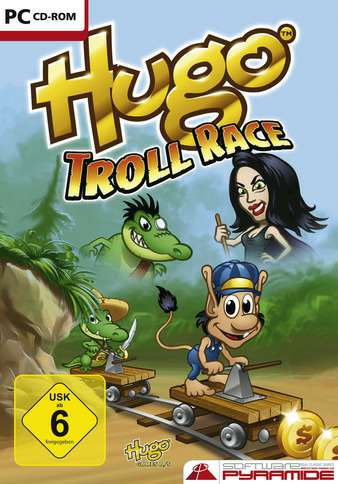 Hugo Troll Race and Hugo Retro Mania / Кузя Троллегонки и Кузя Ретро мания