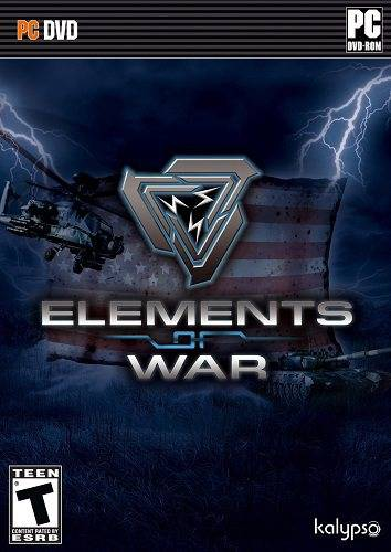 Обложка Elements of War