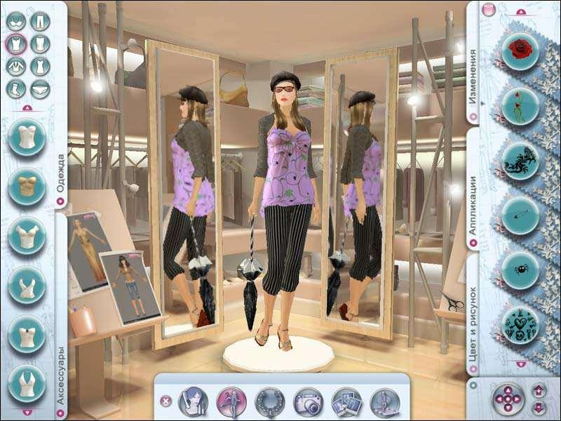Скачать игру икона моды на телефон