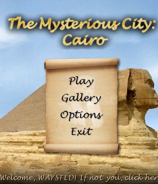The Mysterious City Cairo