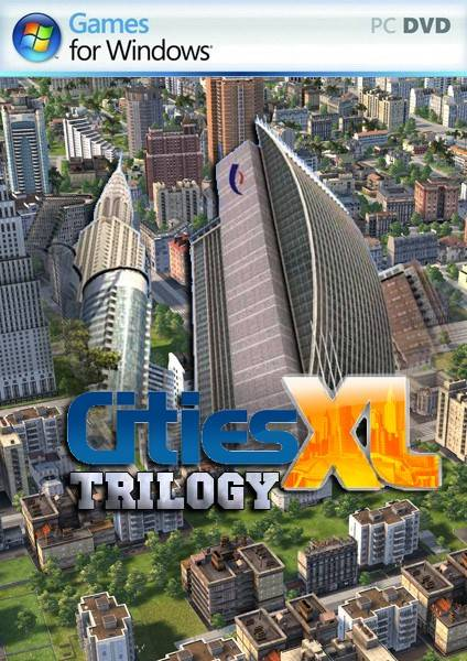 Cities XL: Trilogy