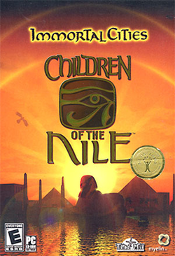 Обложка Immortal Cities: Children of the Nile