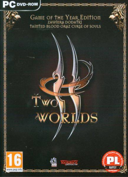 Обложка Two Worlds: Game Of The Year Edition