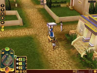 первый скриншот из Immortal Cities: Children of the Nile