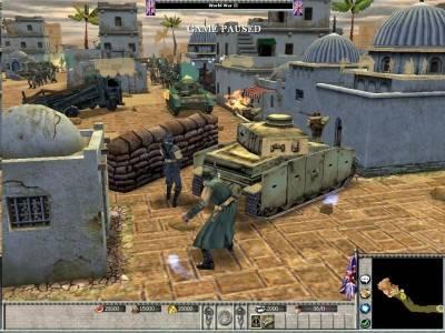 третий скриншот из Empires: Dawn of the Modern World