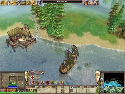 первый скриншот из Empires: Dawn of the Modern World