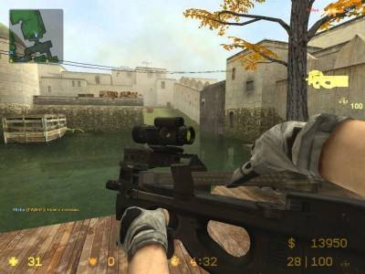 третий скриншот из Counter Strike: Source - Modern Warfare 3