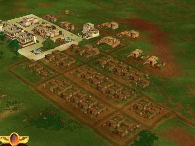 второй скриншот из Immortal Cities: Children of the Nile