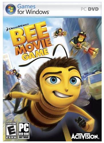 Обложка Bee Movie Game