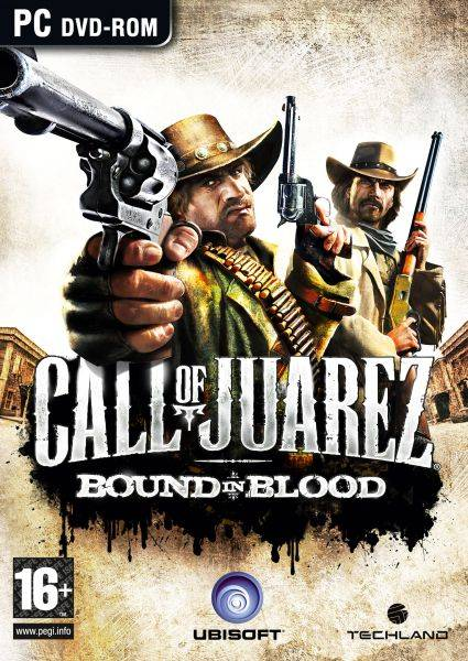 Обложка Call of Juarez Bound in Blood