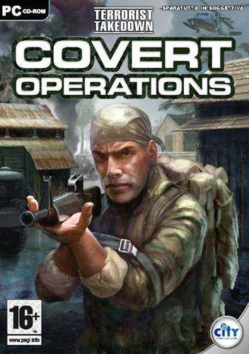 Обложка Terrorist Takedown: Covert Operations