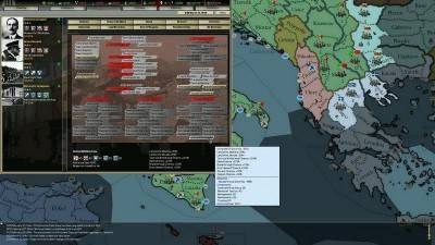 первый скриншот из Darkest Hour: A Hearts of Iron Game