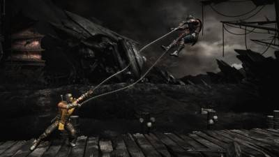 второй скриншот из Mortal Kombat X: Complete Collection