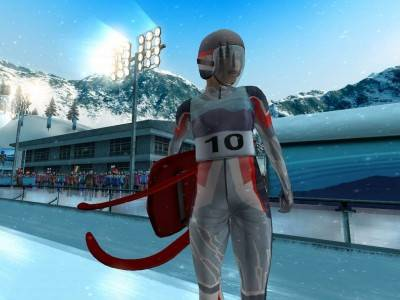 второй скриншот из RTL Winter Games 2007