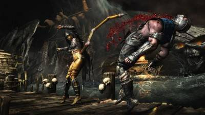 третий скриншот из Mortal Kombat X: Complete Collection