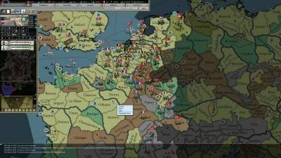 второй скриншот из Darkest Hour: A Hearts of Iron Game