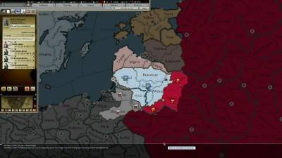третий скриншот из Darkest Hour: A Hearts of Iron Game