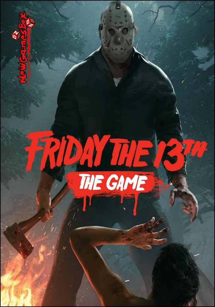 Friday the 13th: The Game / Пятница, 13-ое: Игра