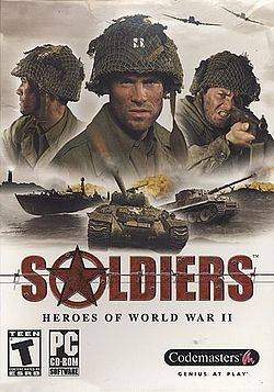 Обложка Soldiers: Heroes Of World War 2