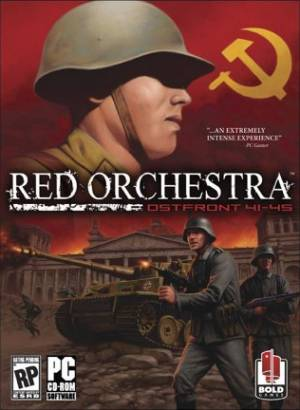 Обложка Red Orchestra: Ostfront 41-45