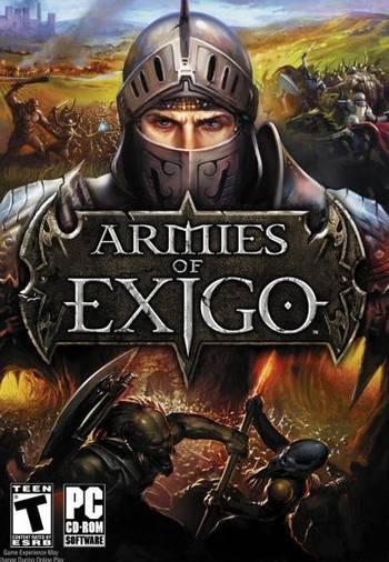 Armies of exigo: хроники великой войны скачать торрент бесплатно.
