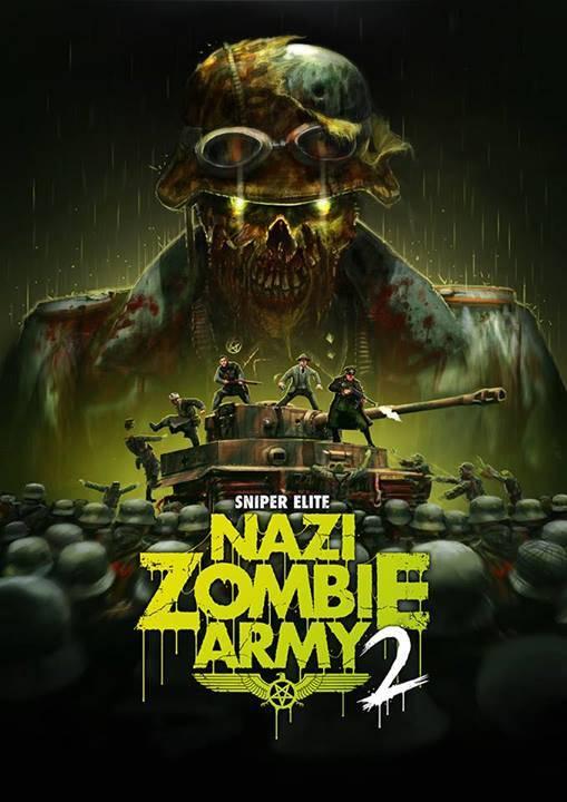 скачать игру зомби армия 2 на русском