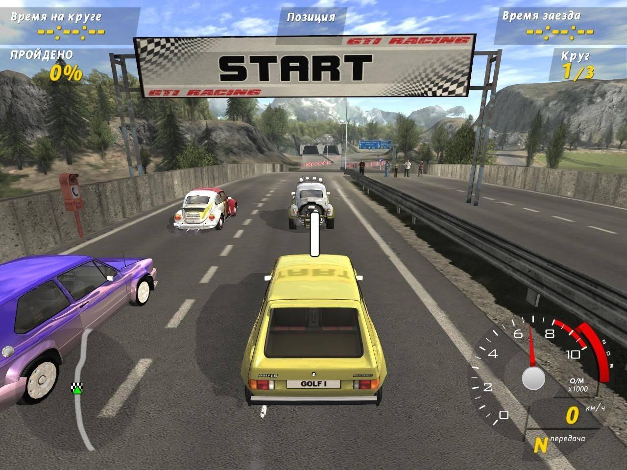 Gti racing pc torrents games.