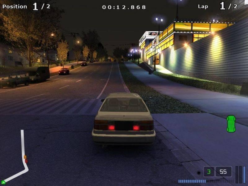 скачать игру La Street Racing через торрент - фото 5