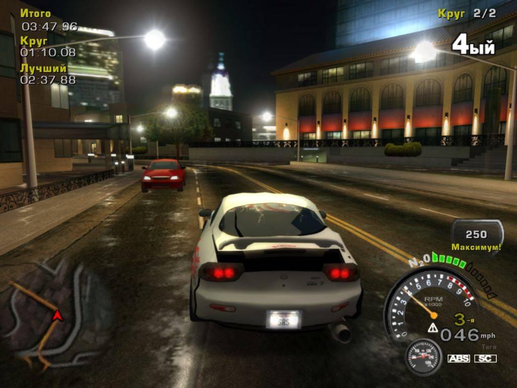 скачать игру La Street Racing через торрент русская версия - фото 10