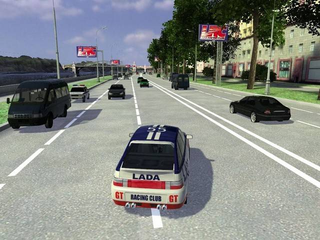 скачать игру Lada Racing Club через торрент - фото 7