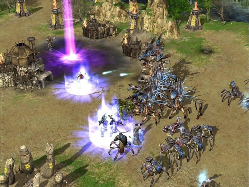 Скачать игру armies of exigo: хроники великой войны для pc через.