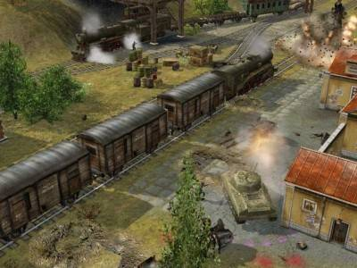 второй скриншот из Soldiers: Heroes Of World War 2