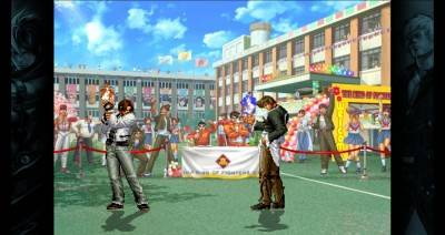 второй скриншот из The King of Fighters 2002: Unlimited Match