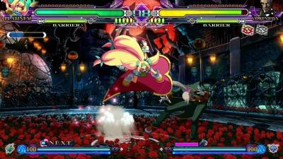 второй скриншот из BlazBlue: Continuum Shift Extend