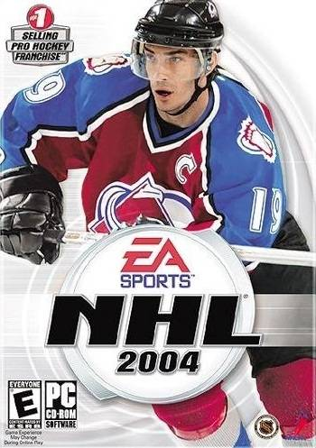 NHL04 Rebuilt + Project V3 European hockey mod