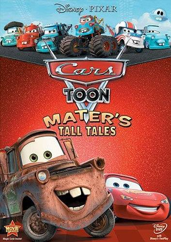 Cars Toon: Mater Tall Tales