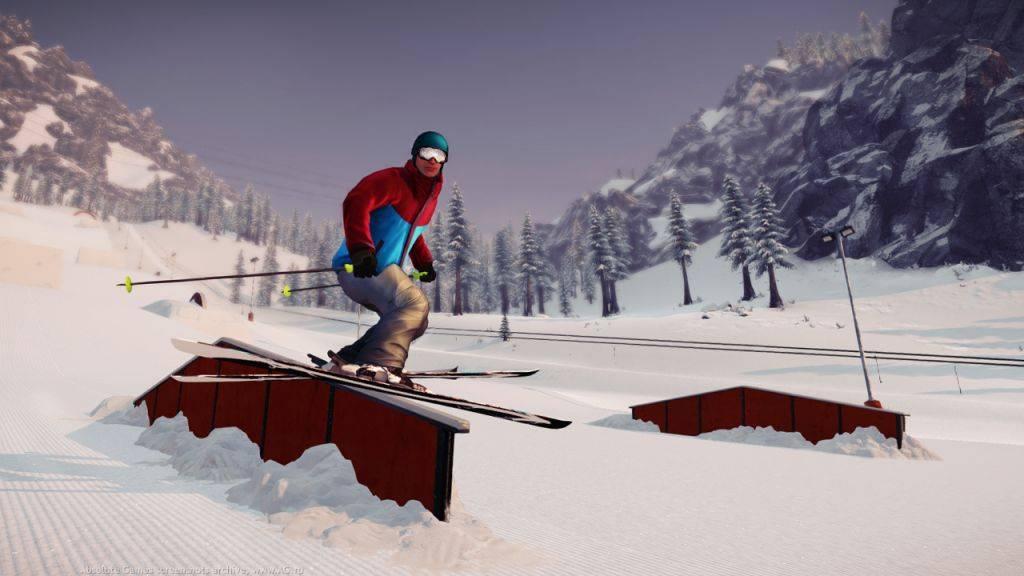 Скачать игру snow через торрент на пк