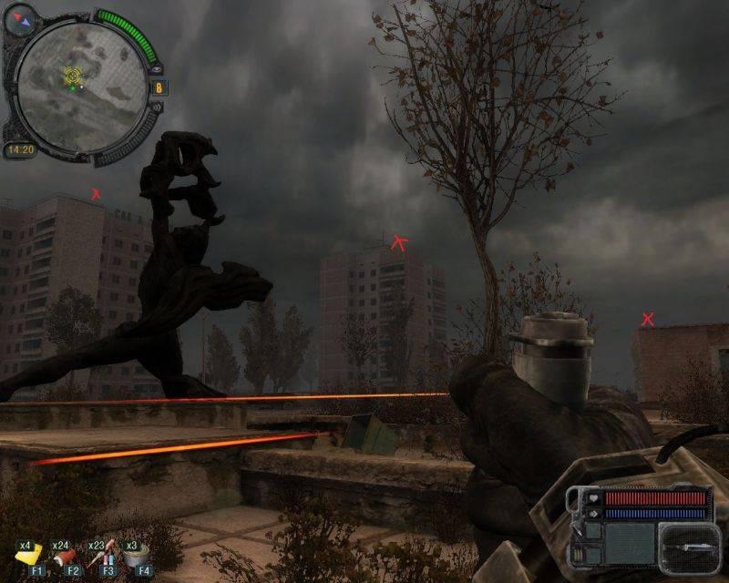 скачать Stalker Sniper через торрент - фото 7