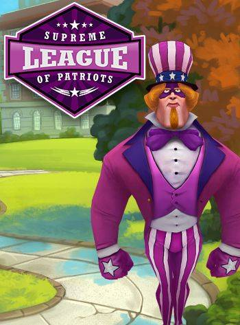 Supreme League of Patriots Issue: A Patriot Is Born