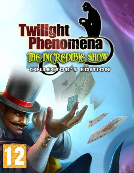 Twilight Phenomena 3: The Incredible Show