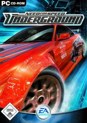 Обложка Need for Speed: Underground - HD Textures